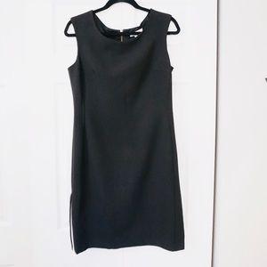 White House Black Market Black Sheath Dress